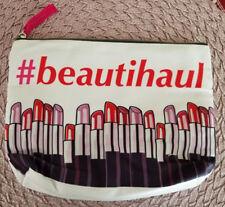 #beautihaul Make Up Cosmetic Travel Bag -New