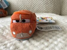 The Disney Store Tsum Tsum Mini Soft Toy Plush Cars Smokey BNWT Pixar