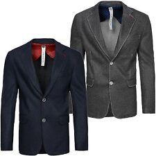 Zwei-Knopf Herren-Anzüge aus Polyester mit Regular ohne Muster
