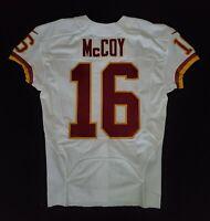 #16 Colt McCoy of Washington Redskins NFL Game Issued Jersey