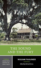 The Sound and the Fury (Third Edition)  (Norton Critical Editions)-ExLibrary