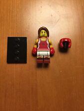 Lego Series 16 Girl Boxer
