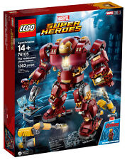 LEGO® Marvel Super Heroes (76105) Der Hulkbuster: Ultron Edition NEU & OVP