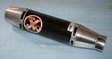 silencieux d'échappement droit IXIL X-TREM Black SUZUKI GSR 600 06/11