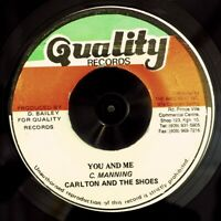 Carlton & The Shoes - You And Me  /  Version