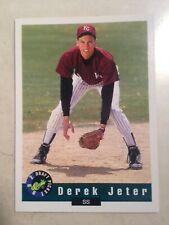 DEREK JETER 1992 Classic DRAFT PICKS #6  New YORK YANKEES HOF 2020