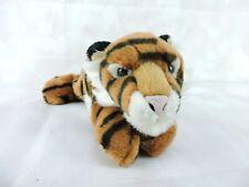 "Aurora Bengal Tiger Plush 12"" Stuffed Animal Flopsie Jungle Cat Friend"