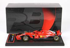 Ferrari Sf71-h Winner GP Australia 2018 Sebastian Vettel 1 43 BBR Bbrc204a