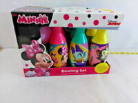 DISNEY MINNIE MOUSE BOWLING Indoor Outdoor Play Set  ~ Ships FREE           بولِ