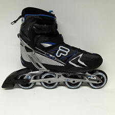 Fila Plume 84 black/white/yellow Freizeit Fitness Inliner Skates Gr. 45