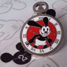Oswald the Lucky Rabbit Pocket Watch Stopwatch Clock PWP 2015 Mystery Disney Pin