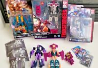 6 TRANSFORMERS POWER OF PRIMES TERRORCONS ABOMINUS SEALED SET COMBINER USA LOT
