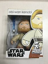 New 6 inches Star Wars Mighty Muggs Vinyl Action Figure OBIWAN KENOBI E53