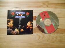 CD schlager ruth Jacott/paul de Leeuw-bliif bij rites (2 chanson) Dino Music