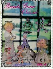 Beads Gone Classic Vol. 4 Beaded Doll Patterns Vintage Beading Craft Book #BG-4