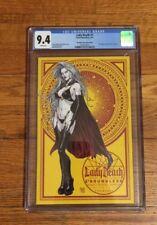 Lady Death #7 SAN DIEGO CON THURSDAY LIMITED EDITION HIGHEST GRADED CGC COPY
