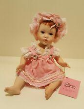 NIB Paradise galleries porcelain doll vintage collectible Kayla cute beautiful