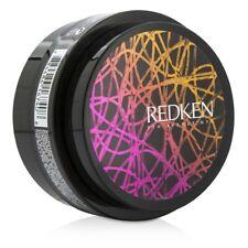 NEW Redken Styling Mess Around 10 Disrupting Cream-Paste 50ml Mens Hair Care