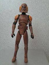 Star Wars Clone Wars Spec Ops Clone Trooper Hasbro 2011
