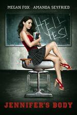 Jennifers Body Megan Fox Movie Poster 24X36 inches