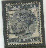 Great Britain Stamps Scott #85 Used,Fine+ (X8679N)