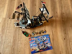 LEGO 6289 - Red Beard Runner - LEGO Piraten Schiff (1996) - Mit Anleitung
