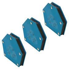 Welding Magnet Multi Angle Holder Clamp 18kg (40lb) 30° 45° 60° 75° 90° x3