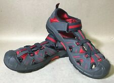 Merrell Hydro Water Shoes Gray & Red Mens Size 6W