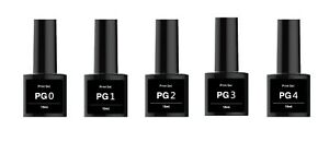 O'2Nails Print Gels for V11, X11 - PG0, PG1, PG3, PG4, NM, TS, B, BC.