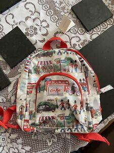 Cath Kidston Kids Mini Rucksack London