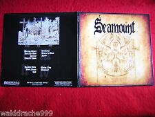 Seamount - Ntodrm, Merciless Records M.R. LP 021, Vinyl LP 2008