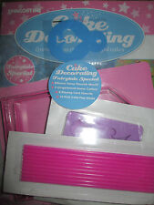 Deagostini Cake Decorating Magazine FAIRYTALE SPECIAL CUTTERS &  ACCESSORIES
