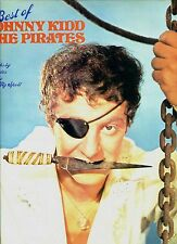 JOHNNY KIDD AND THE PIRATES the best of HOLLAND 1978  EX LP