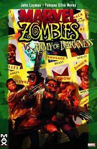 MAX 21: MARVEL ZOMBIES VS ARMY OF DARKNESS deutsch (US 1-5) ARMEE DER FINSTERNIS