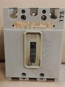 ITE HE3 HE3B070 3 POLE 70 AMP 600V CIRCUIT BREAKER TEST REPORT