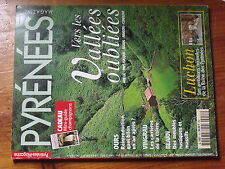 $a Revue Pyrenees Magazine N°53 Vallees oubliees  Ours  Vingrau  Bearn  Luchon
