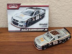 2016 #88 Dale Earnhardt Jr. Nationwide Darlington Throwback 1/64 NASCAR Loose