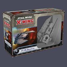 Star Wars X-wing Miniatures Game BNIB vt-49 Decimator