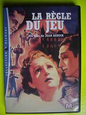 DVD    LA REGLE DU JEU  de Jean RENOIR  / Collection Diamant