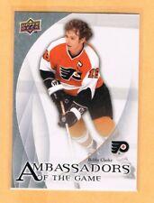2010-11 Upper Deck Bobby Clarke Ambassadors of the Game #AG-26 Flyers SP