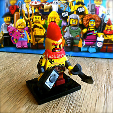 LEGO 71018 Minifigures SERIES 17 Battle Dwarf #10 Minifig SEALED NEW warhammer