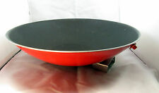 West Bend Electric Wok REPLACEMENT Red BASE UNIT COOKER ONLY! Model 5109