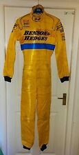 ORIGINALE Benson & Hedges Jordan Tuta Driver F1 (SPARCO)