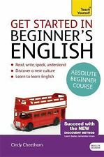 Beginners English [Learn BRITISH English as a Foreign Language]: A short four-
