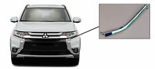 Mitsubishi Outlander 2016- Front Bumper Molding Trim Left Upper Chrome 6407A141