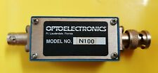 OPTOELECTRONICS N100 FM Notch Filter