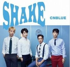 KPOP CNBLUE SHAKE Type A (CD + DVD) First Press with bonus poster Japan Release