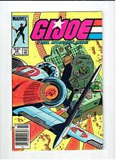 Marvel G.I. JOE #28 1984 NM Vintage Comic