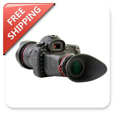 Kamerar V3.2 16:9 Magview Magnifier Loupe LCD View Finder for 5D MKIII Nikon