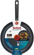 Tefal Präzision Plus Bratpfanne, 28cm-Black, Aluminium